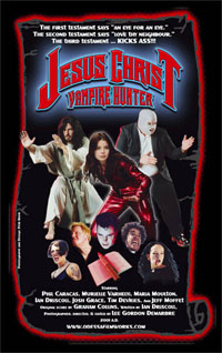 Jésus Christ Vampire Hunter [2001]
