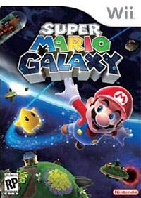 Super Mario Galaxy - Console Virtuelle