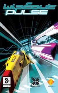 WipeOut Pulse - PSP