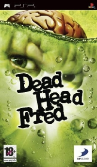 Dead Head Fred - PSP
