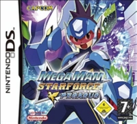 Mega Man Starforce : Pegasus - DS