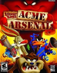 Looney Tunes : Acme Arsenal - WII
