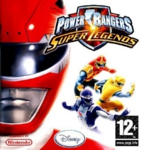 Power Rangers : Super Legends [2007]