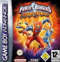 Power Rangers : Ninja Storm [2003]