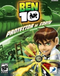 Ben 10 : Protector Of Earth - DS