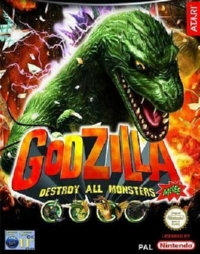 Godzilla : Destroy All Monsters Melee [2002]
