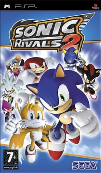 Sonic Rivals 2 [2007]