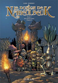 Le Donjon de Naheulbeuk, deuxième saison, partie 2 [#4 - 2007]