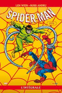Spider-Man l'Intégrale 1976 #14 [2008]