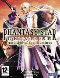 Phantasy Star Universe : Ambition Of The Illuminus [2008]