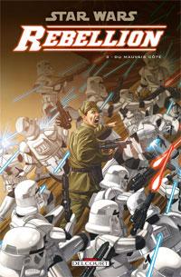 Star Wars : Rébellion : Du mauvais côté [#3 - 2008]