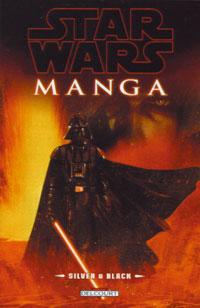 Star Wars - Manga : Silver & Black [2008]