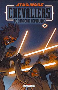 Star Wars : Chevaliers de l'Ancienne République : Au coeur de la peur [#3 - 2008]