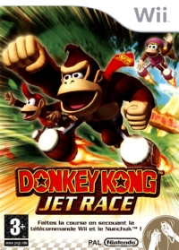 Donkey Kong Jet Race [2008]