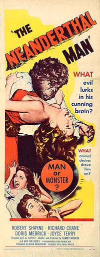 The Neanderthal Man : L'Homme de Néanderthal [1953]