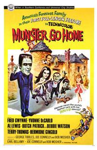 Les Monstres : Frankenstein contre les faux monnayeurs [1966]