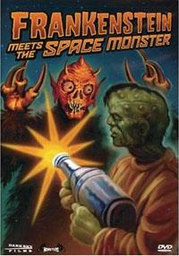 Frankenstein Meets the Spacemonster [1965]