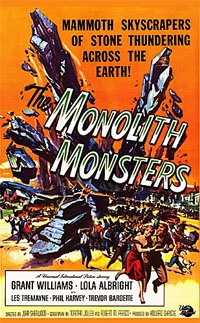 The Monolith Monsters [1957]