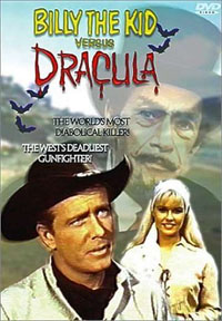 Billy the Kid versus Dracula [1966]