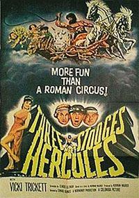 Les trois Stooges contre Hercule [1962]