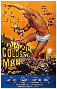 Le fantastique Homme Colosse [1957]