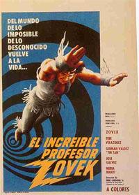 El Increíble profesor Zovek [1972]