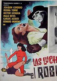 La Luchadoras : Las Luchadoras contra el robot asesino [1969]