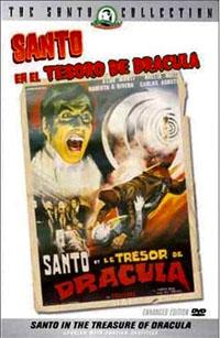 Santo contre le trésor de Dracula [1969]