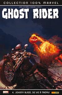 Ghost Rider : Jonny Blaze, de vie à trépas #4 [2008]