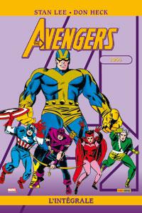 Les Vengeurs : Avengers 1966 [1966]