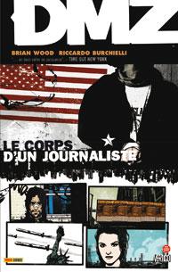 Le Corps d'un journaliste