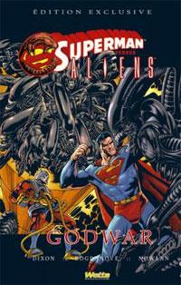 Superman vs Aliens : Godwar #1 [2007]