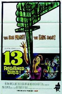 13 filles terrorisées [1963]
