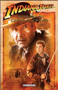 Indiana Jones et le Royaume du Crâne de Cristal - Le Comics [#4 - 2008]