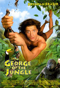 George de la Jungle [1997]