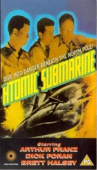 The Atomic Submarine [1959]
