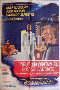 Neutron vs. the Amazing Dr. Caronte [1963]