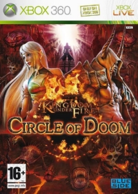 Kingdom Under Fire : Circle of Doom #4 [2008]