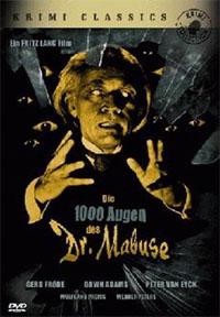 Les Mille yeux du Docteur Mabuse [1961]