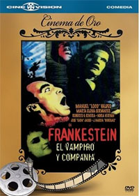 Frankenstein, the Vampire and Co. [1962]