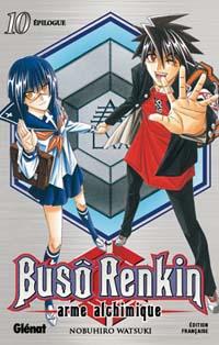Buso Renkin [#10 - 2007]