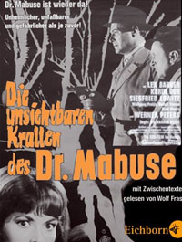 L'invisible docteur Mabuse [1965]