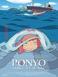 Ponyo sur la falaise [2009]