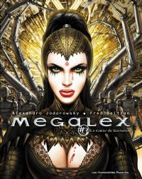Mégalex : Le Coeur de Kavatah [#3 - 2008]