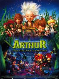 Arthur et les Minimoys : Arthur et la vengeance de Maltazard