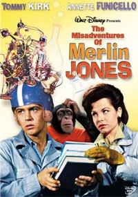 Les mésaventures de Merlin Jones [1964]