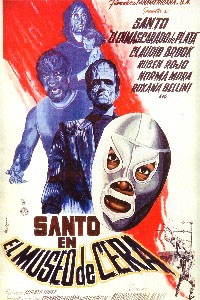 Santo in the Wax Museum [1962]