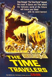 la Machine à explorer le temps : The Time Travelers [1964]