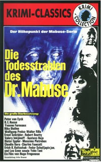 Docteur Mabuse : Mission spéciale au 2ème bureau [1966]