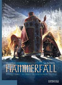Hammerfall : Les ombres du Svartalaheim [#2 - 2008]